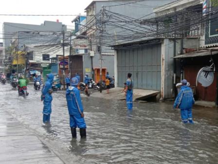Mengurangi Dampak Banjir Perlu Dukungan Masyarakat