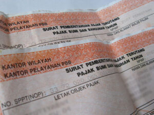 Pemerintah Provinsi DKI Jakarta Menghapus Sanksi Administrasi PBB P2 Periode 1993 Sampai 2012