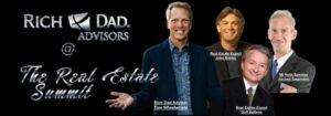 Rich Dad Advisors @ The Real Estate Summit Edukasi Finansial Bertaraf Internasional