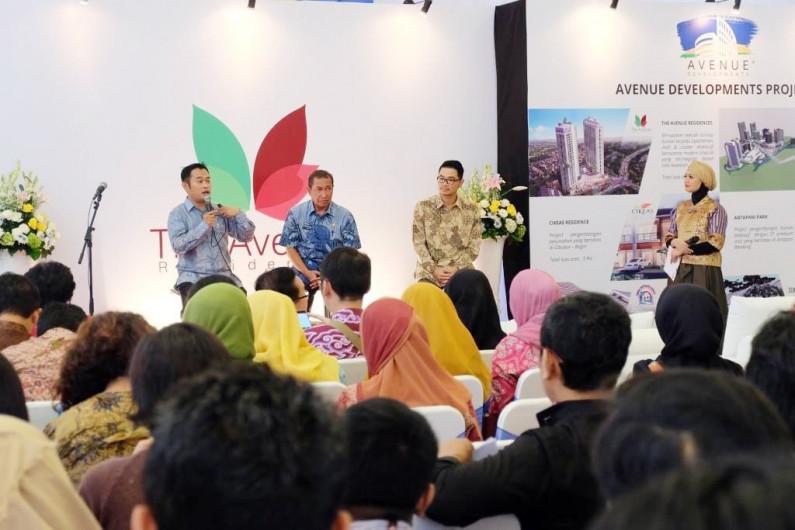 Avenue Development Kini Membangun Apartemen di Kota Cibinong