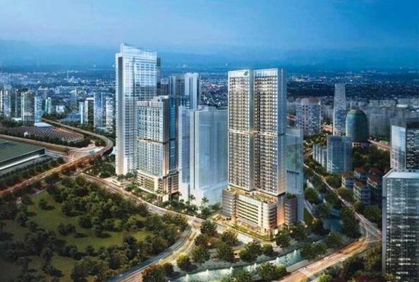 Ciputra Property Luncurkan The Newton di Ciputra World 2 Jakarta