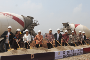 Sinar Mas Land Selenggarakan Groundbreaking Kawasan Digital Hub di BSD City