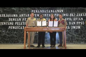 "Dukung Program Bedah Rumah DKI Jakarta, Avian Brands Gelar Program CSR ""Warna-Warni untuk Jakarta"""