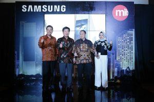 Samsung Hadirkan Samsung LED Outdoor Screen Panel Terbesar di Indonesia Berukuran 450m2