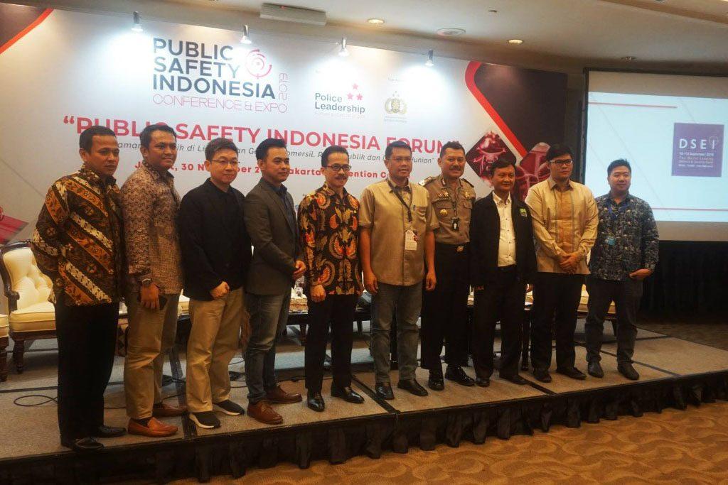 3 Tema penting Dalam Konferensi Public Safety Indonesia 2019