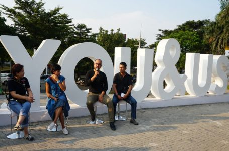 Damai Putra Group Melakukan Peremajaan Area Meli Melo 2 & Menggelar Bekasi Clothing Expo 2019 di Kota Harapan Indah