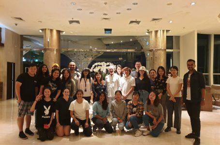 National University Of Singapore (Nus) Melakukan Kerja Sama Riset Lanskap Di Kota Harapan Indah