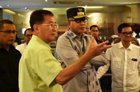 Fagetti Siap Bangun Pabrik Marmer di Aceh