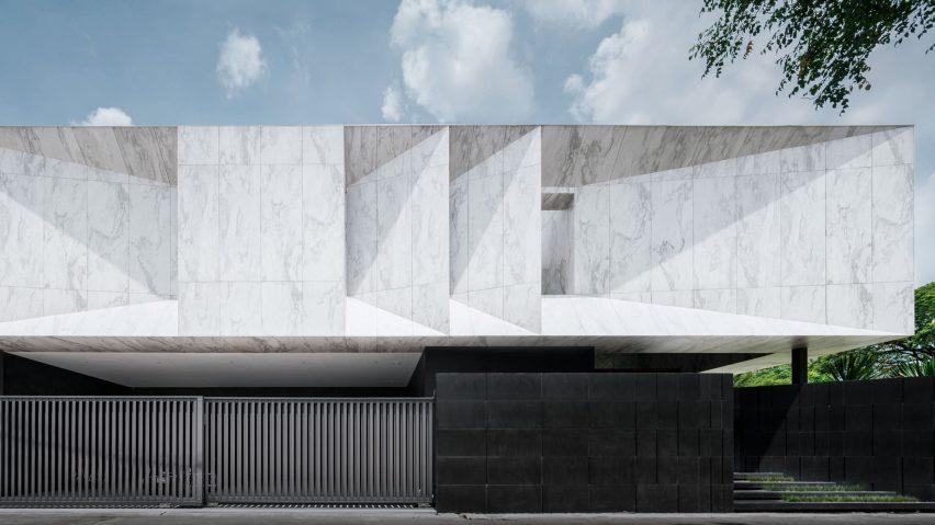 Marmer Architecture