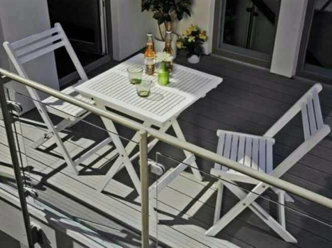 8 Tips Untuk Mendesain Balkon Yang Efektif Digunakan