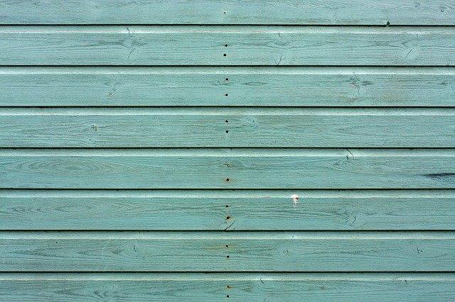 dinding kayu