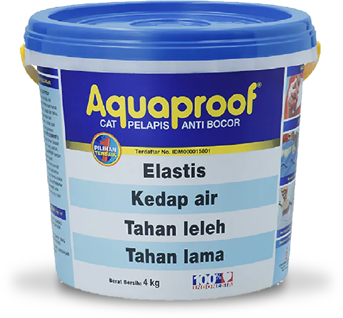 Cara Menggunakan Aquaproof