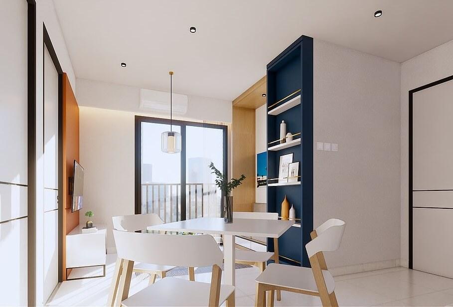 menata interior rumah minimalis sederhana
