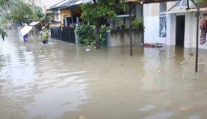 Pengaruh Banjir Pada Kondisi Rumah