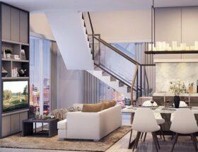 paket furniture apartemen