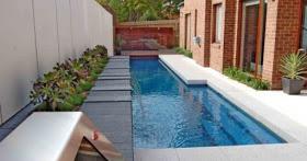 model kolam renang minimalis 4