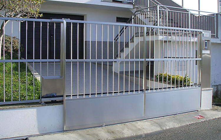 pagar rumah minimalis 10