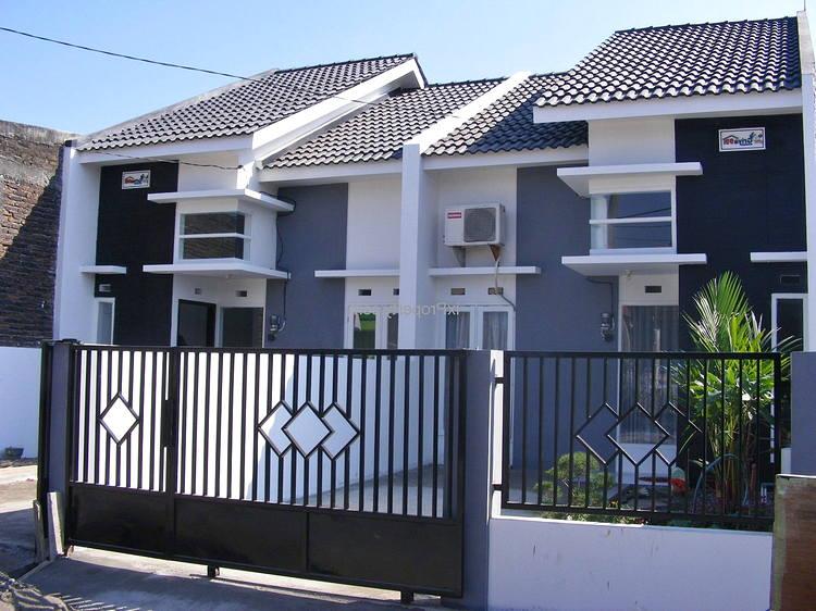 pagar rumah minimalis 5